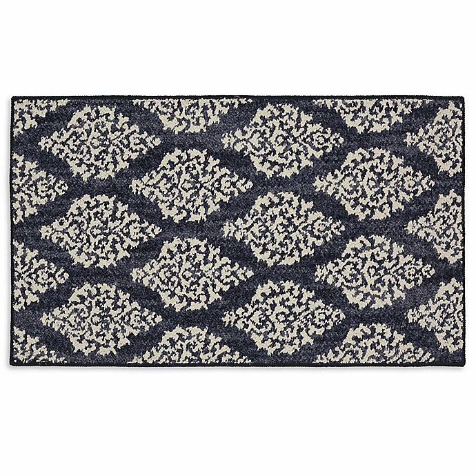 Alternate image 1 for Mohawk Home Signature Matera 2-Foot 6-Inch x 3-Foot 10-Inch Area Rug in Blue
