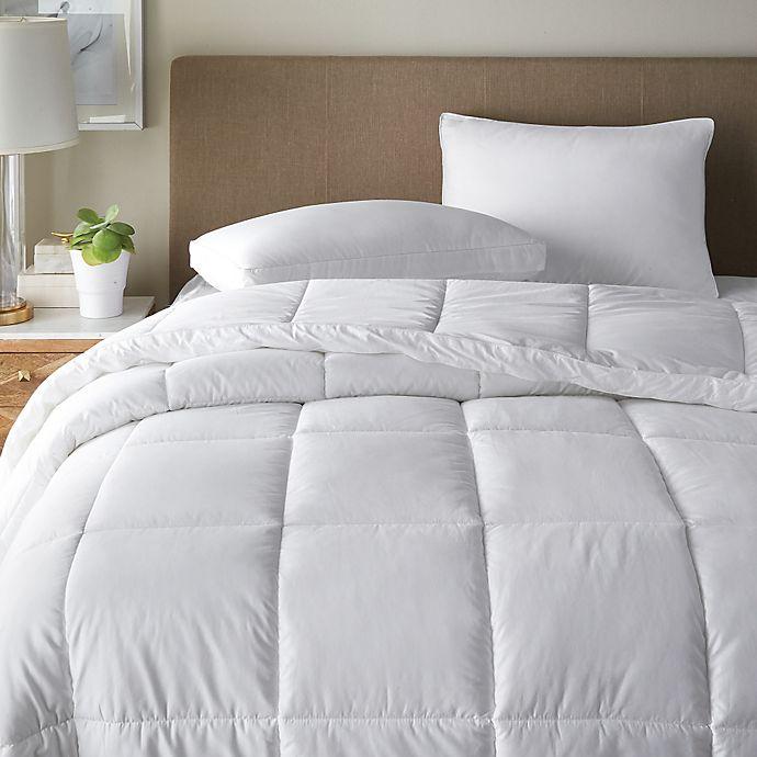 Alternate image 1 for Canadian Living Lightweight Down Alternative Twin Comforter