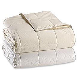 Claritin® Ultimate Allergen Barrier ClearLoft™ White Down Cotton Blanket