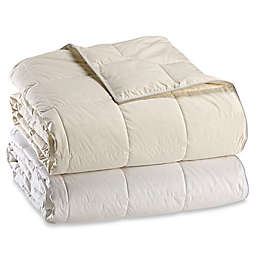 Claritin® Ultimate Allergen Barrier ClearLoft™ White Down Cotton Blanket