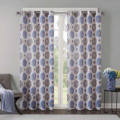 Regency Heights Opus Grommet Top Window Curtain Panel