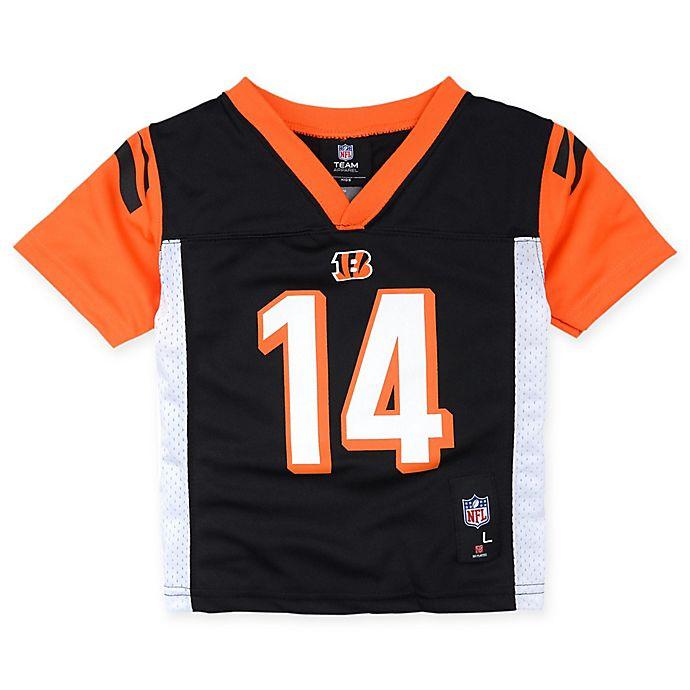 designer fashion 50603 d0ab8 NFL Cincinnati Bengals Andy Dalton Kids Team Jersey | Bed ...