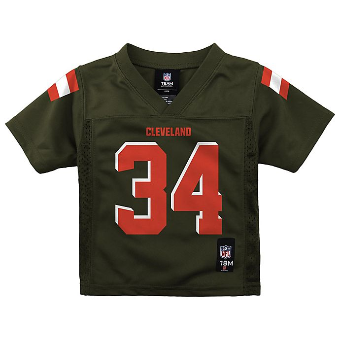 54329e65 NFL Cleveland Browns Isaiah Crowell Kids Team Jersey | Bed Bath & Beyond