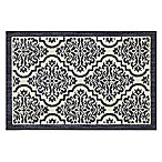 Mohawk Signature Palace 1-Foot 8-Inch x 2-Foot 10-Inch Accent Rug in Indigo