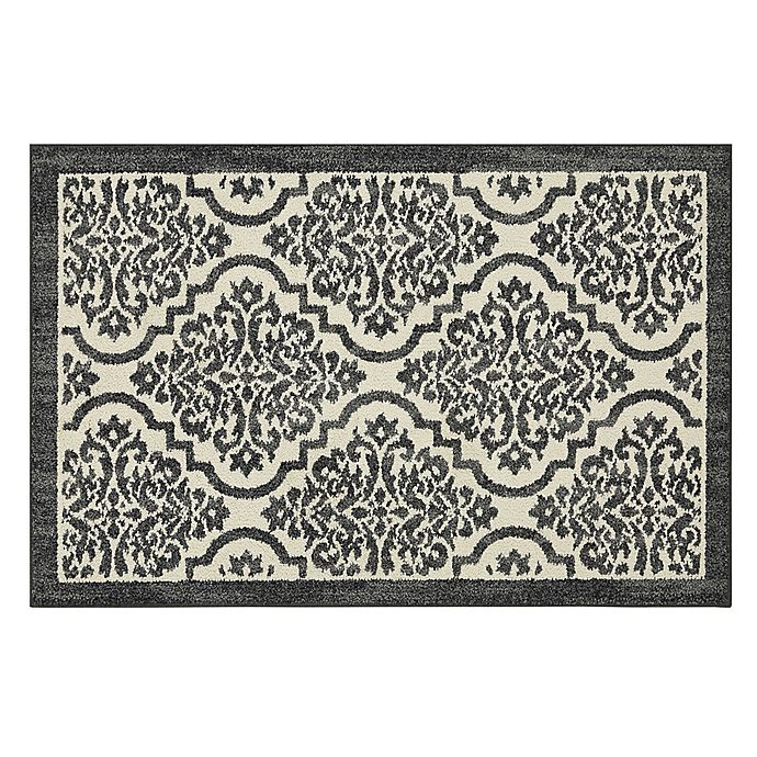 Alternate image 1 for Mohawk Signature Palace 2-Foot 6-Inch x 3-Foot 10-Inch Area Rug in Denim