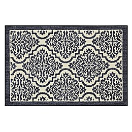 Mohawk Signature Palace 2-Foot 6-Inch x 3-Foot 10-Inch Area Rug in Indigo