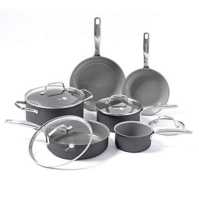 GreenPan™ Chatham Ceramic Nonstick 10-Piece Cookware Set