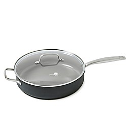 GreenPan™ Chatham 5 qt. Ceramic Nonstick Covered Sauté Pan with Handle Helper
