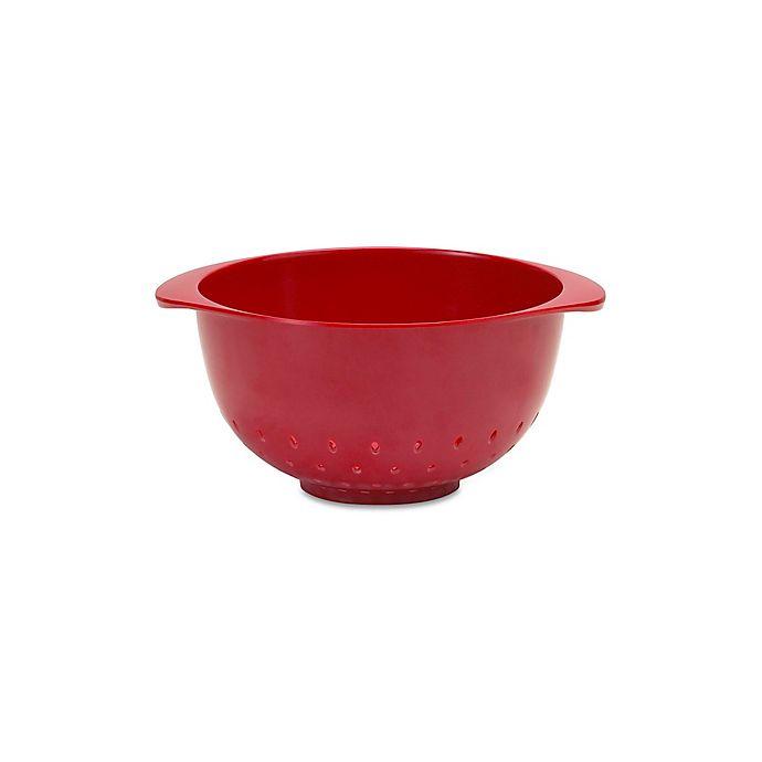 Alternate image 1 for Rosti Mepal 1 qt. Colander Margrethe in Red