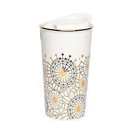 Manna™ Ceramic Dandelion Car Cup