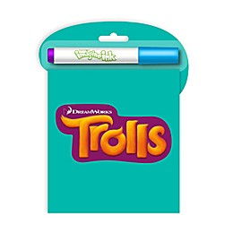 Trolls Imagine Ink Magic Ink with Market Activity Book