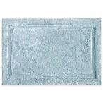 Grund® Organics Asheville 21-Inch x 34-Inch Bath Rug in Denim Blue