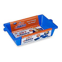 Sift Away Litter Pan