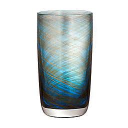 Artland® Misty 15 oz. Highball Glasses in Aqua (Set of 4)