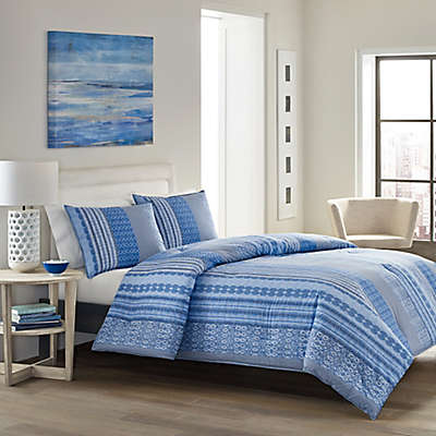 City Loft™ Maryn Comforter Set in Blue