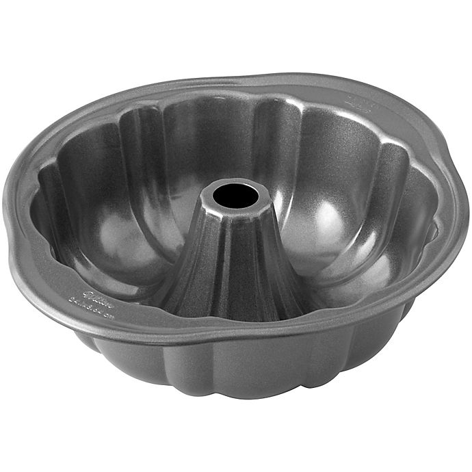 Alternate image 1 for Wilton® Advance Select Premium Nonstick™ 10-Inch Fluted Tube Pan