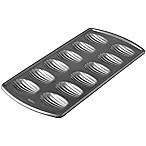Wilton® Advance Select Premium Nonstick™ 12-Cavity Madeleine Pan