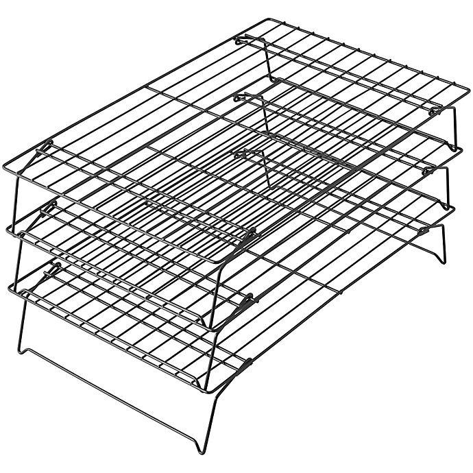 Alternate image 1 for Wilton® Advance Select Premium Nonstick™ 3-Tier Cooling Grid