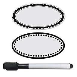 Dry Erase Slow Cooker Label Magnets (Set of 2)