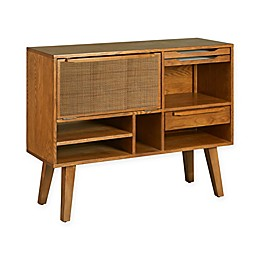 INK+IVY® Clark Bar Storage Cabinet in Pecan