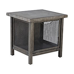 INK+IVY® Cody End Table in Grey