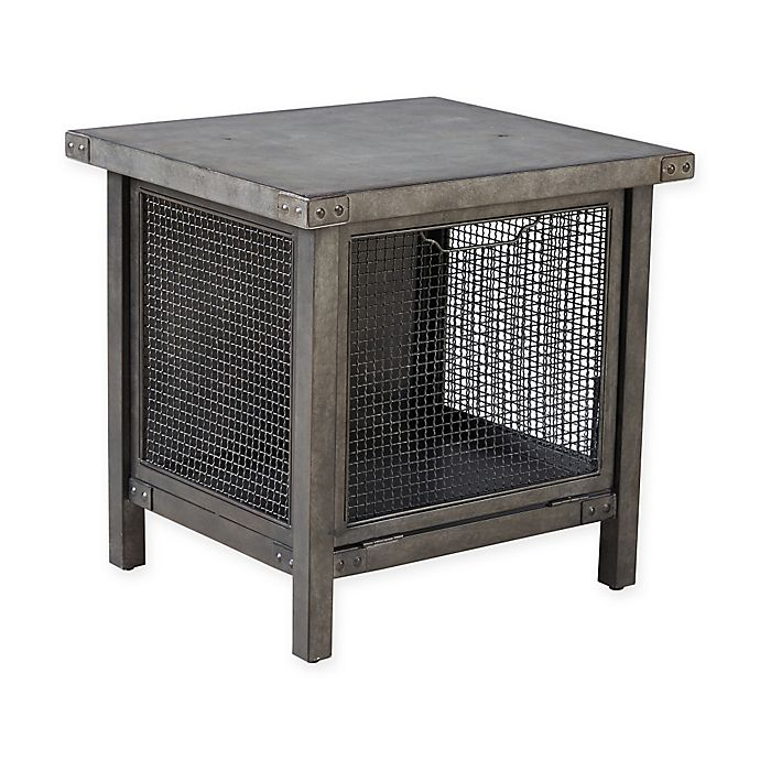 Alternate image 1 for INK+IVY® Cody End Table in Grey