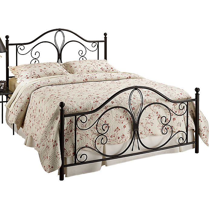 Alternate image 1 for Hillsdale Milwaukee Bed Set in Brown