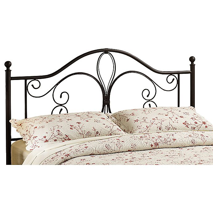 Furniture Outlet Milwaukee: Hillsdale Milwaukee Metal Headboard In Brown