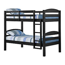 Forest Gate Solid Wood Twin Bunk Bed