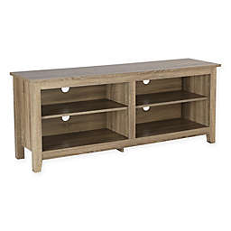 Forest Gate™ Thomas 58-Inch TV Stand in Driftwood
