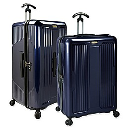 Traveler's Choice® Prokas Ultimax Hardside Spinner Checked Luggage