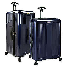 Traveler's Choice® Prokas Ultimax Hardside Spinner Checked Luggage