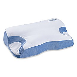 Contour Living CPAP 2.0 Orthopedic Airway Alignment Pillow in White