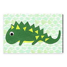 Olivia's Easel Iguana Canvas Wall Art
