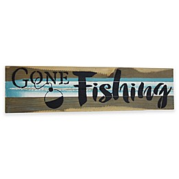 "Sweet Bird© ""Gone Fishing"" Wall Art"