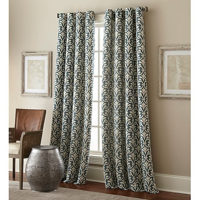 Alternate image 1 for Bradford Grommet Top Window Curtain Panel