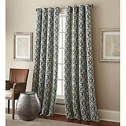 Bradford Grommet Top Window Curtain Panel