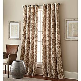 Bradford Grommet Top Window Curtain Panel