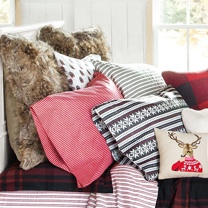 Alternate image 1 for Cozy Shop Little Mix & Match Standard Pillowcase
