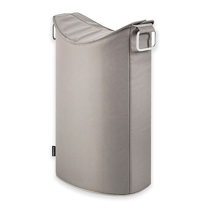 Alternate image 1 for Frisco Laundry Bin in Taupe