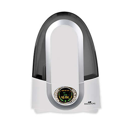 Air Innovations Ultrasonic Cool-Mist Smart Humidifier in White