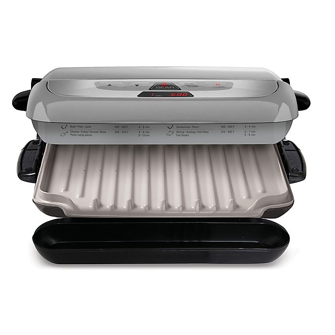 Buy george foreman evolve grill system from bed bath beyond - Buy george foreman grill ...