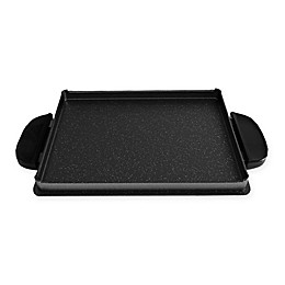 George Foreman® Evolve Grill Shallow Griddle Pan