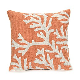 Liora Manne Coral Indoor/Outdoor Throw Pillow