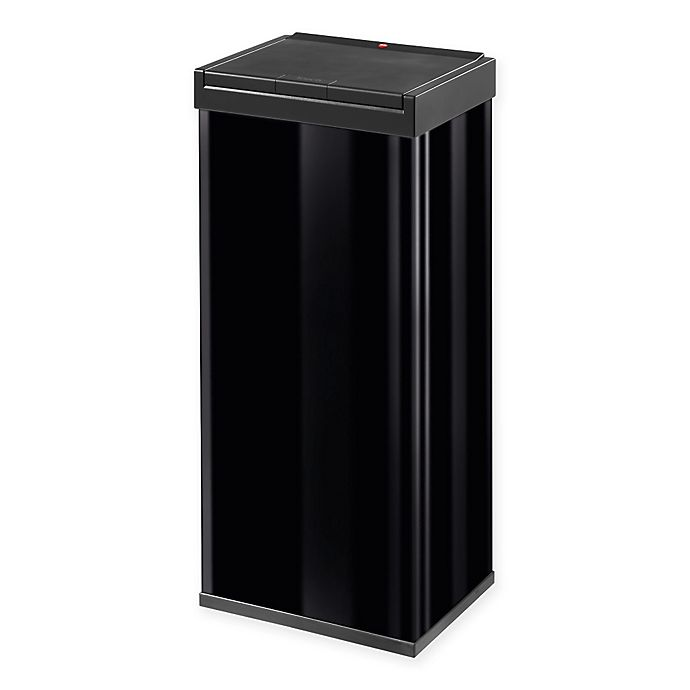 Alternate image 1 for Hailo Big-Box® Touch 60-Liter Trash Can