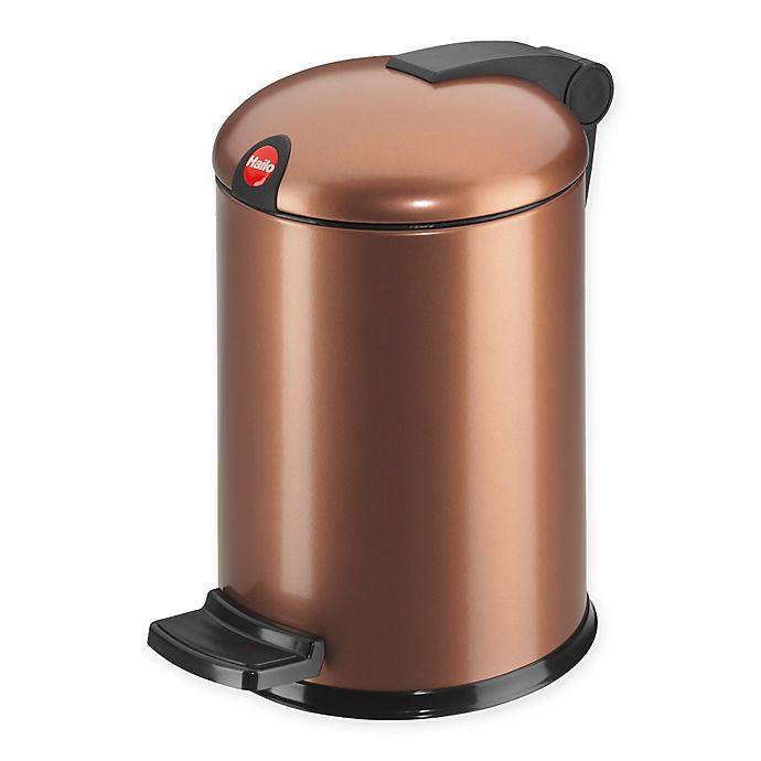 Alternate image 1 for Hailo Trento 4-Liter Trash Can