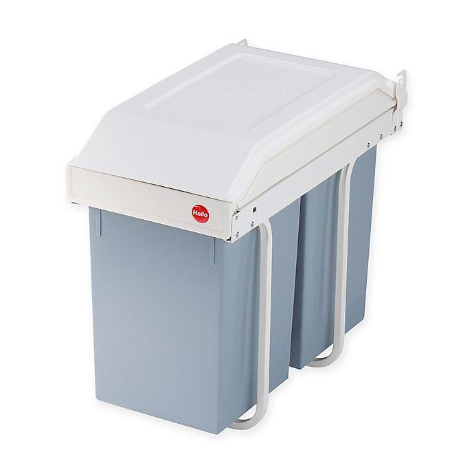 Alternate image 1 for Hailo Multi-Box Recycling Bin