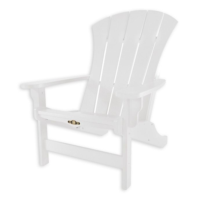 Marvelous Pawleys Island All Weather Durawood Sunrise Adirondack Lamtechconsult Wood Chair Design Ideas Lamtechconsultcom
