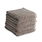 Tranquility Hand Towel in Grey (Set of 4)