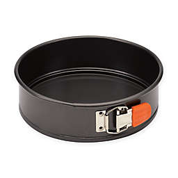 Rachael Ray™ Oven Lovin' Nonstick 9-Inch Springform Pan in Grey/Orange